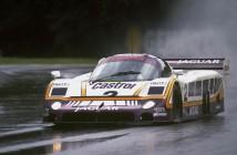 Jaguar XJR-9 v závodě 1000 km Spa v roce 1988