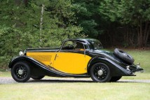 Lancia Belna Éclipse 1934